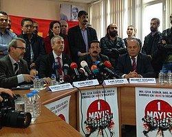 1 Mayıs Komitesi: 'Hukuk Dışı Yasağa Karşı Taksim'deyiz'