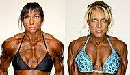 20 Fotoğrafla, Aşırı Body Düşkünü Hoş Bağyanlar