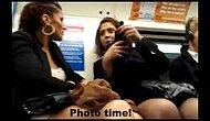 'Metroda Cinsel Davranış' Deneyi