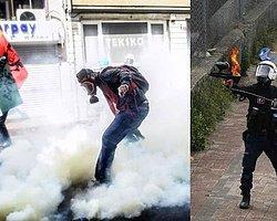 Dünya İstanbul'daki 1 Mayıs'ı Böyle Gördü