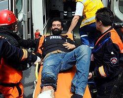 9 Gazeteci Yaralandı