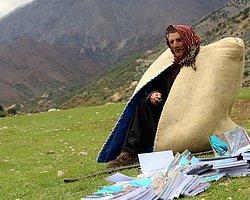 Erzincanlı Çobandan Şiir Kitabı