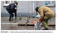 Fotoğraf Ukrayna'dan Haber İstanbul'dan