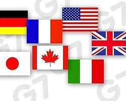 'Rusya'sız İlk G-8'in Gündemi Enerji