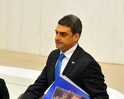 CHP'li Oran, Arınç'a basın özgürlüğünde Türkiye'nin küme düşmesini sordu