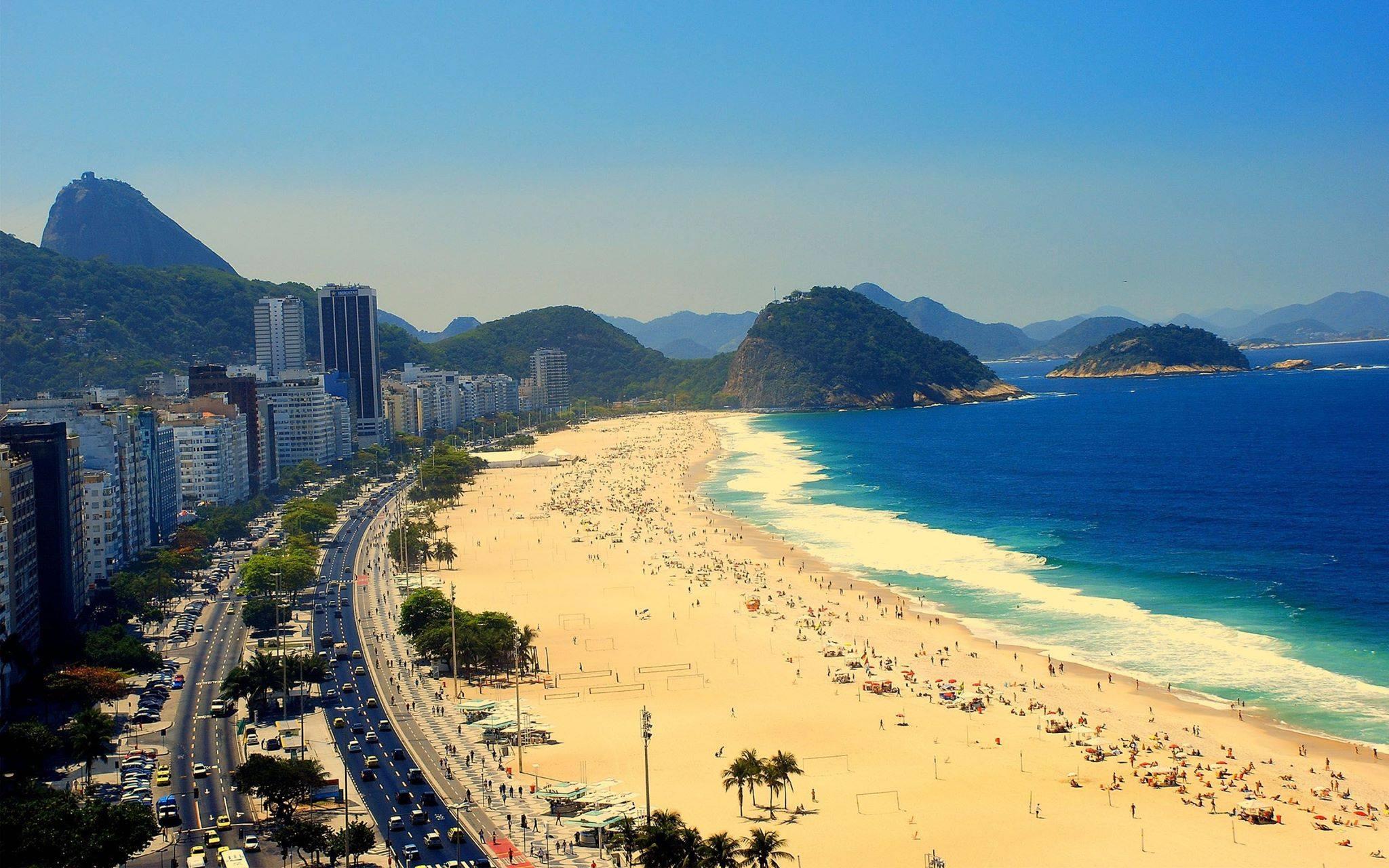 пляжи рио де жанейро фото таких