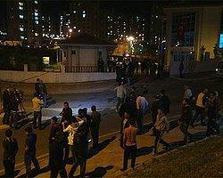 Kayaşehir Polis Merkezi Önünde Patlama