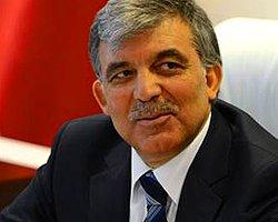 Cumhurbaşkanı Gül'den TSK Açıklaması