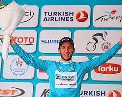 Türkiye Bisiklet Turu'nun Galibi Yates