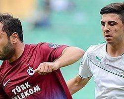 Trabzonspor Son Dakikada Puanı Kurtardı