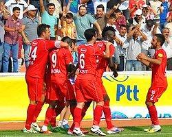 Balıkesirspor Süper Lig'de!