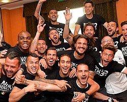 Juventus Şampiyon