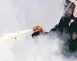 Polis gazı can alıyor