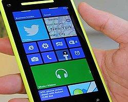 Windows Phone 24 Ülkede İOS'u Geçti