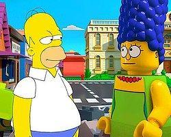 The Simpsons'ın Lego Bölümü Yayımlandı
