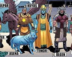 Türk Mitolojisi'nden 9 İlginç Varlık