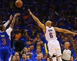 NBA'de Konferans Yarı Finalleri Heyecanı Başlıyor