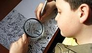 Yürümeyi Öğrenmeden Resim Çizmeye Başlayan Çocuğun İnanılmaz Detaylı Resimleri