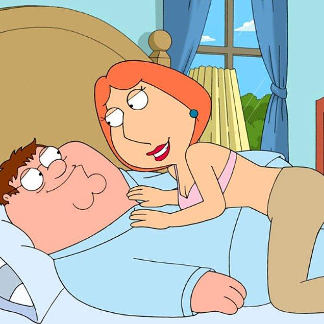 89. Lois Griffin from Family Guy