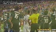 Beckham'ın Sakat Numarası Yapan Futbolcuyu Kaldırma Taktiği
