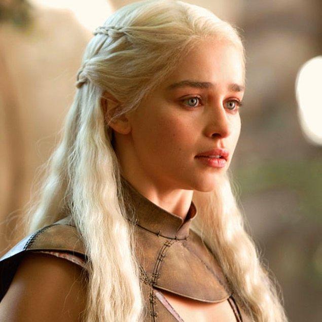 11. Emilia Clarke