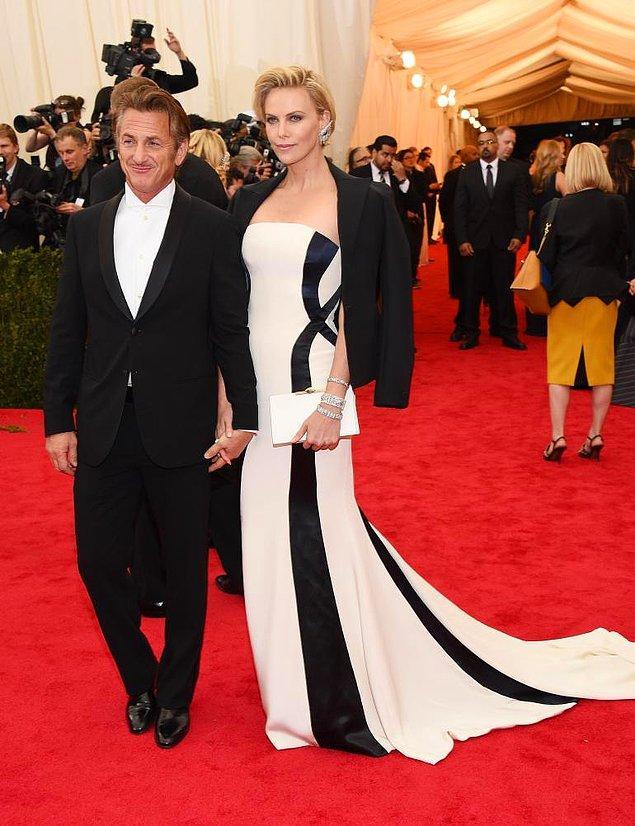 Sean Penn ve Charlize Theron