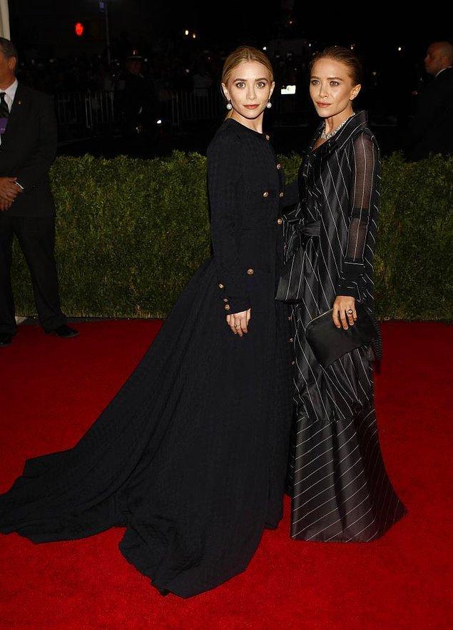 Ashley ve Mary-Kate Olsen
