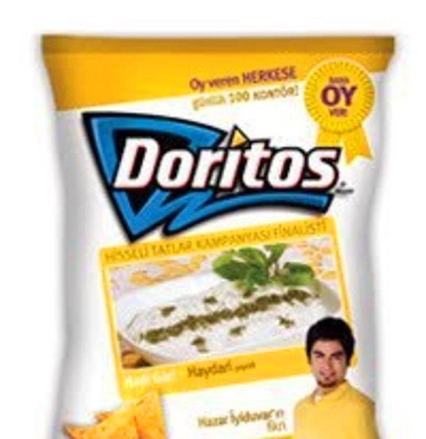 Doritos Haydari