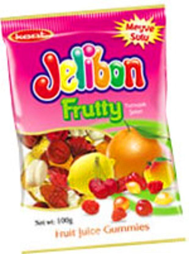Jelibon Frutty