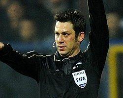 Trabzon-G.Saray Maçının Hakemi: Fırat Aydınus