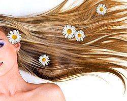 Saç Rengini Doğal Yöntemlerle Açmak