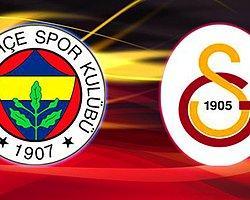 Fenerbahçe'den G.Saray'a Sert Mesaj