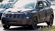 Fiat 500X SUV yakalandı!
