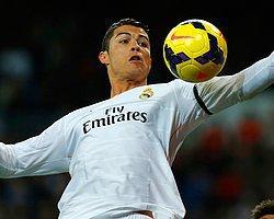 UEFA, Ronaldo'nun En İyi Gollerini Seçti