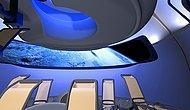 Boeing'in Uzay Gemisinin Müthiş Manzarası