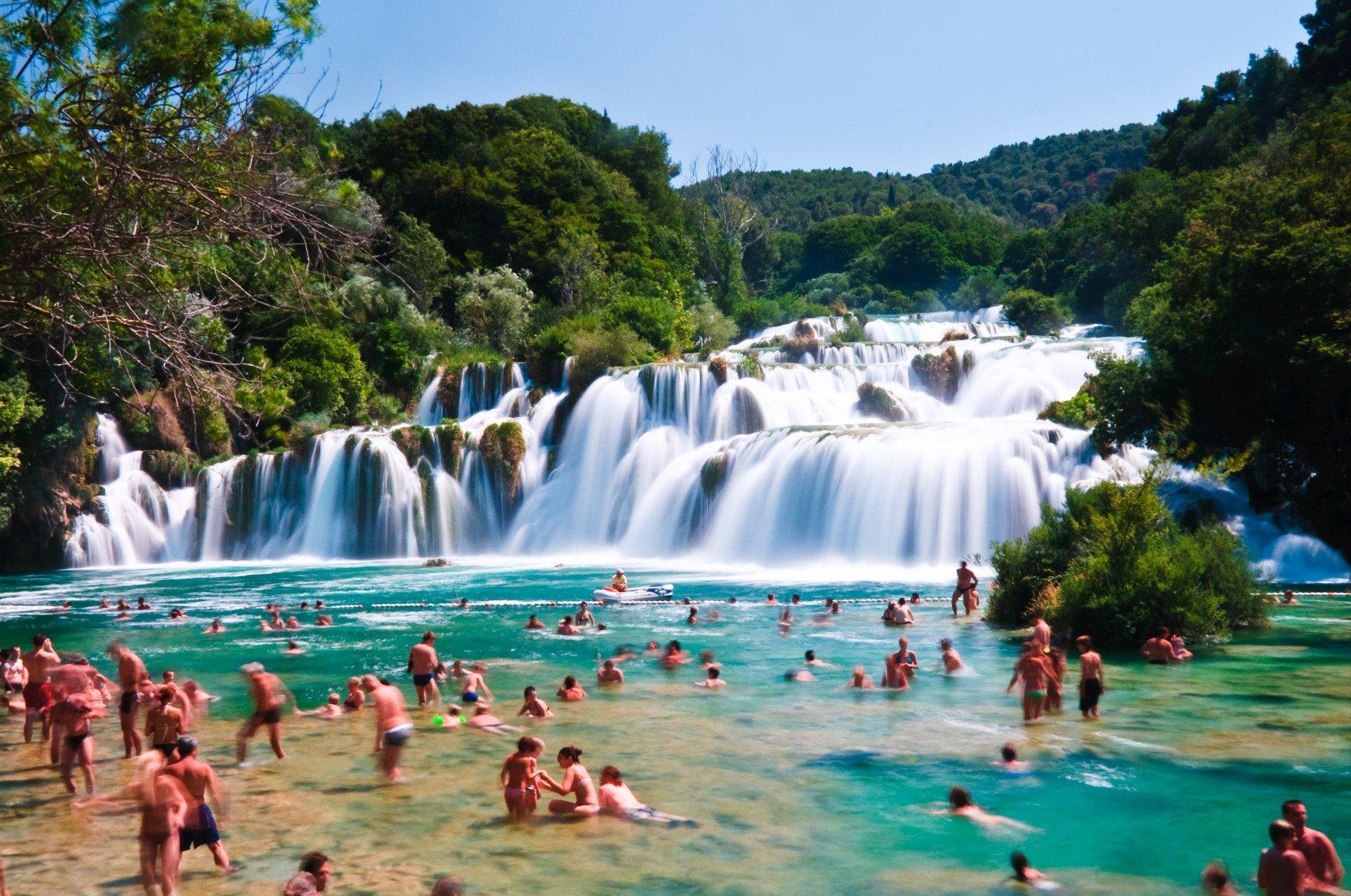 Лучшие места хорватии