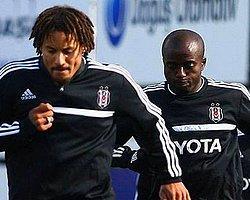 Beşiktaş'ta Süresiz Kadro Dışı