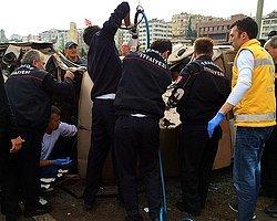 Trabzon'da Trafik Kazası: 5 Ölü