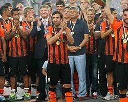 Ukrayna'da Şampiyon Yine Shakhtar