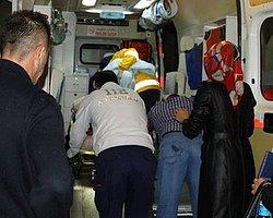 Ankara'da Trafik Kazası, 25 Yaralı