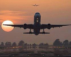 Uçak Sesine Yakınsanız Göbekli Olabilirsiniz