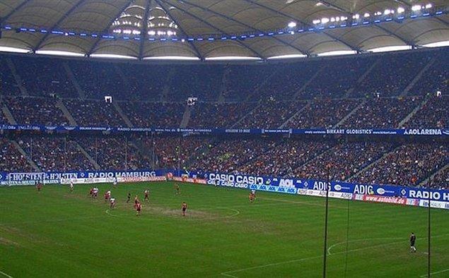 8. Hamburg SV