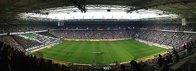 12. Borussia Mönchengladbach