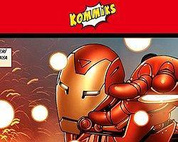 Marvel Çizgi Romanları Samsung Telefon ve Tabletlerde
