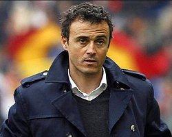 Barcelona Luis Enrique'yi Açıklıyor