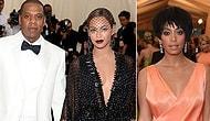 Beyonce'nin Kardeşi Asansörde Jay-Z'ye Saldırdı!