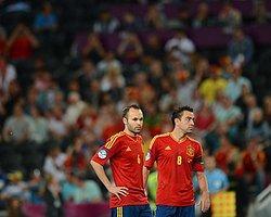 Şampiyon İspanya'nın Kadrosu Belli Oldu