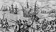 'Kristof Kolomb'un Sancak Gemisi Bulundu'