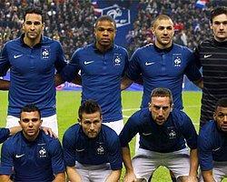 Fransa'nın Aday Kadrosu Açıklandı!