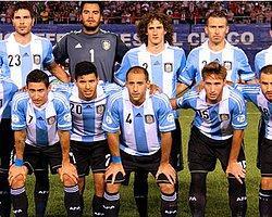 Arjantin'de Sürpriz Kadro